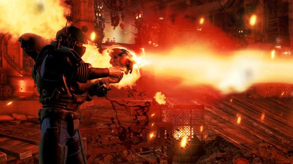 Скриншот №3 к Fallout 4 - Automatron