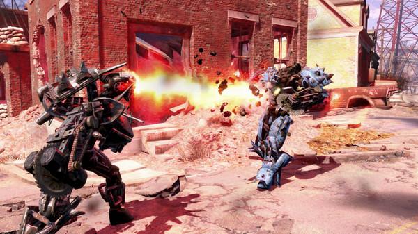 Скриншот №5 к Fallout 4 - Automatron