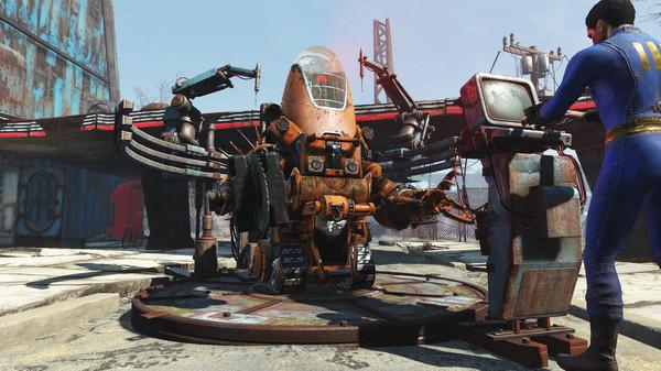 Скриншот №4 к Fallout 4 - Automatron