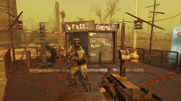 Скриншот №2 к Fallout 4 - Wasteland Workshop
