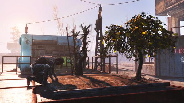 Скриншот №1 к Fallout 4 - Wasteland Workshop