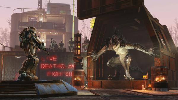 Скриншот №4 к Fallout 4 - Wasteland Workshop