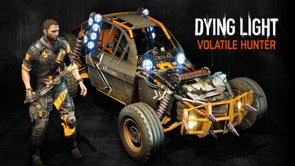 Скриншот №1 к Dying Light - Volatile Hunter Bundle