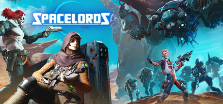 Spacelords Cover Image