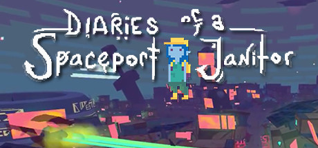 Diaries of a Spaceport Janitor Cover Image