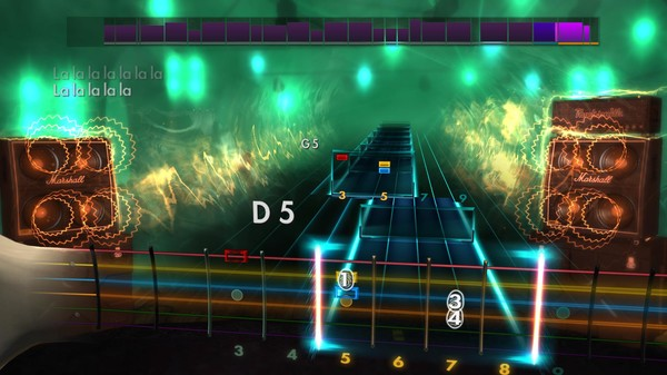 "Скриншот №5 к Rocksmith® 2014 – My Chemical Romance - ""Dead!"""