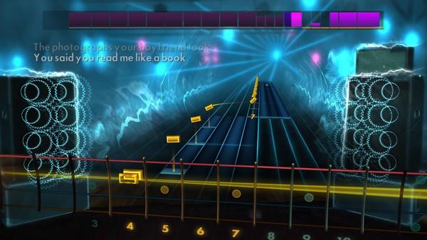 Скриншот №4 к Rocksmith® 2014 – My Chemical Romance Song Pack II