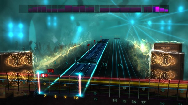 Скриншот №3 к Rocksmith® 2014 – Rocksmith Goes to the Movies