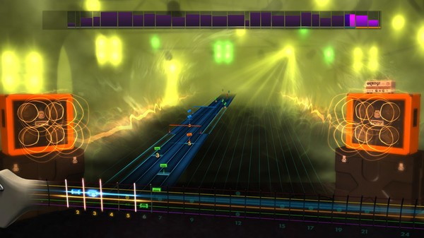 Скриншот №2 к Rocksmith® 2014 – Rocksmith Goes to the Movies