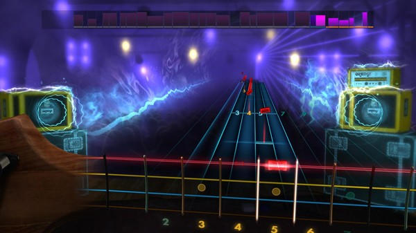 Скриншот №1 к Rocksmith® 2014 – Rocksmith Goes to the Movies