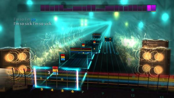 Скриншот №3 к Rocksmith® 2014 – Women Who Rock Song Pack