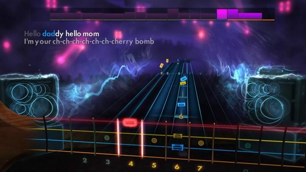 Скриншот №1 к Rocksmith® 2014 – Women Who Rock Song Pack