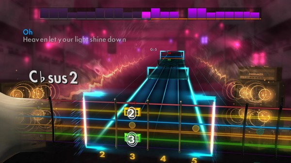 "Скриншот №1 к Rocksmith® 2014 – Collective Soul - ""Shine"""