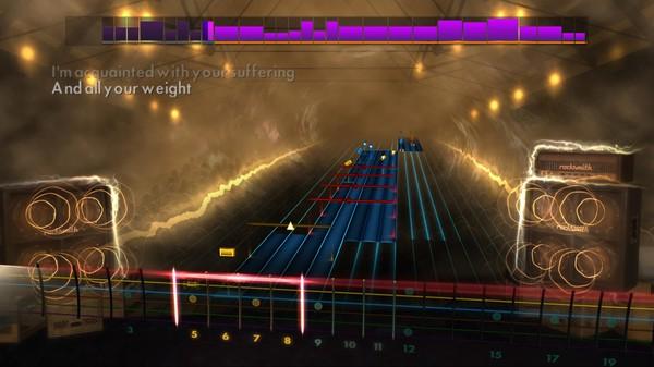 "Скриншот №2 к Rocksmith® 2014 – Collective Soul - ""Heavy"""