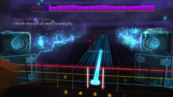 "Скриншот №4 к Rocksmith® 2014 – Collective Soul - ""The World I Know"""