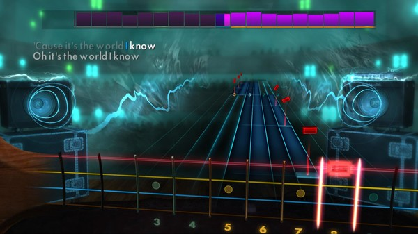 "Скриншот №3 к Rocksmith® 2014 – Collective Soul - ""The World I Know"""