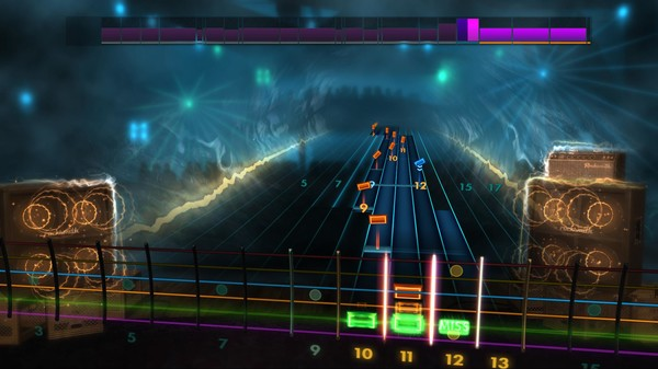 "Скриншот №1 к Rocksmith® 2014 – Collective Soul - ""Gel"""