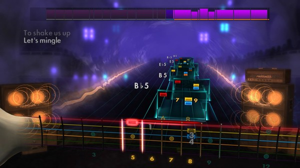 "Скриншот №2 к Rocksmith® 2014 – Collective Soul - ""Gel"""
