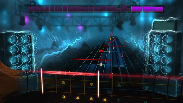 "Скриншот №5 к Rocksmith® 2014 – Collective Soul - ""Gel"""