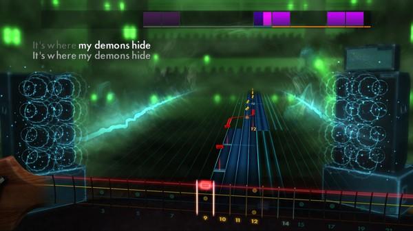 """Скриншот №4 к Rocksmith® 2014 – Imagine Dragons - """"Demons"""""""