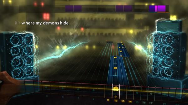 """Скриншот №5 к Rocksmith® 2014 – Imagine Dragons - """"Demons"""""""