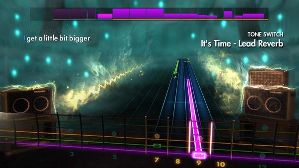 "Скриншот №2 к Rocksmith® 2014 – Imagine Dragons - ""Its Time"""
