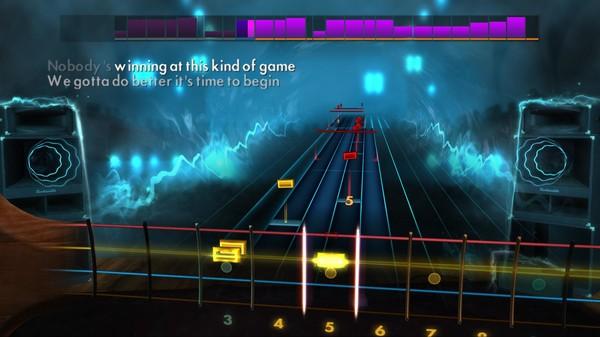 "Скриншот №5 к Rocksmith® 2014 – Edgar Winter - ""Free Ride"""