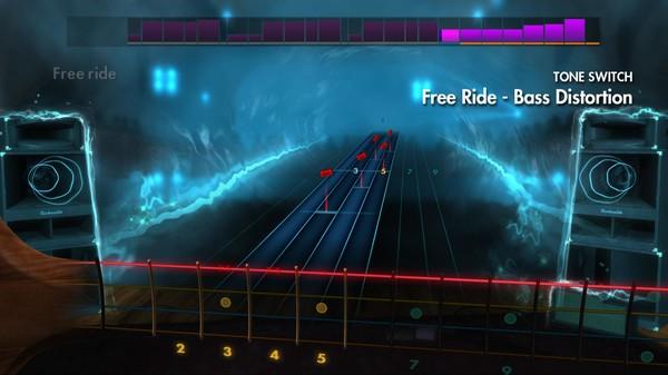 "Скриншот №2 к Rocksmith® 2014 – Edgar Winter - ""Free Ride"""