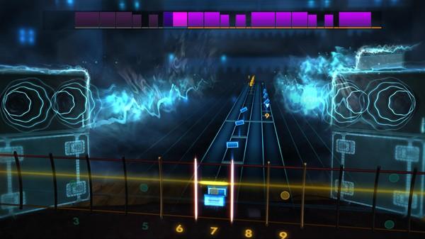 "Скриншот №4 к Rocksmith® 2014 – Eddie Cochran - ""Summertime Blues"""