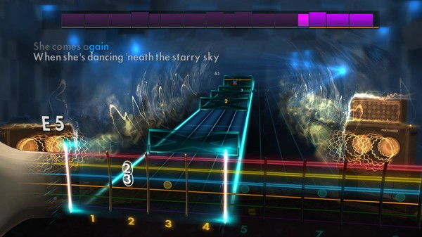 Скриншот №3 к Rocksmith® 2014 – Hit Singles Song Pack V