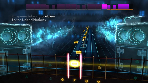 Скриншот №2 к Rocksmith® 2014 – Hit Singles Song Pack V