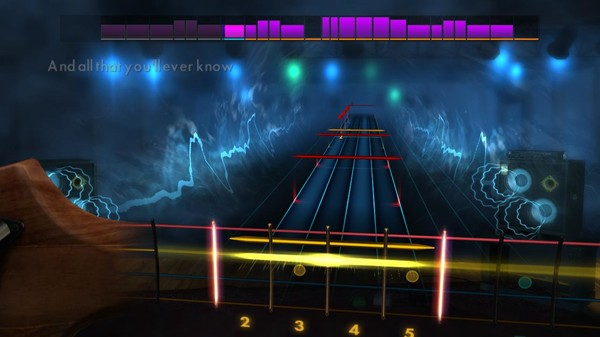 "Скриншот №3 к Rocksmith® 2014 – Black Label Society - ""Overlord"""