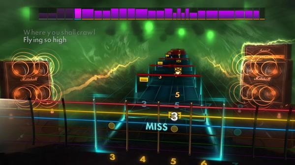 Скриншот №3 к Rocksmith® 2014 – Black Label Society Song Pack
