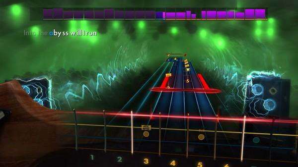 "Скриншот №3 к Rocksmith® 2014 – Disturbed - ""Stricken"""