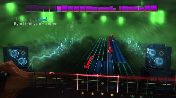 "Скриншот №2 к Rocksmith® 2014 – Disturbed - ""Stricken"""