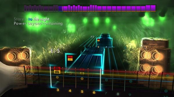 """Скриншот №1 к Rocksmith® 2014 – Disturbed - """"The Night"""""""