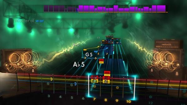 Скриншот №4 к Rocksmith® 2014 – Disturbed Song Pack II