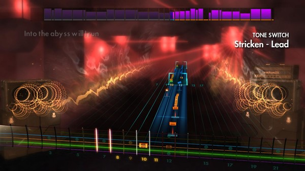 Скриншот №3 к Rocksmith® 2014 – Disturbed Song Pack II