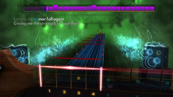 Скриншот №2 к Rocksmith® 2014 – Disturbed Song Pack II