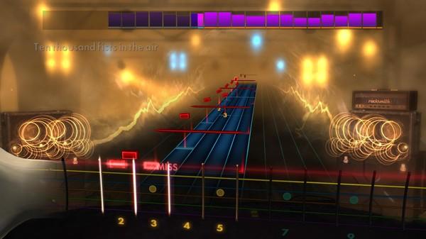 Скриншот №1 к Rocksmith® 2014 – Disturbed Song Pack II