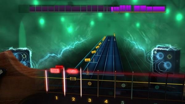 Скриншот №5 к Rocksmith® 2014 – Disturbed Song Pack II