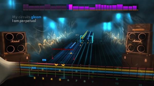 "Скриншот №1 к Rocksmith® 2014 – Judas Priest - ""Electric Eye"""
