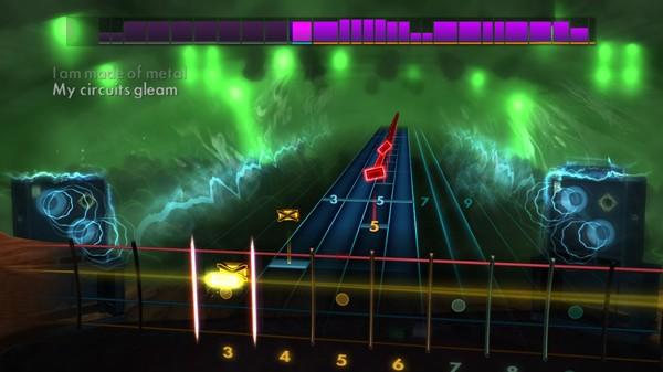"Скриншот №2 к Rocksmith® 2014 – Judas Priest - ""Electric Eye"""