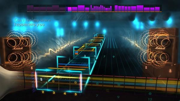 "Скриншот №3 к Rocksmith® 2014 – Judas Priest - ""Electric Eye"""