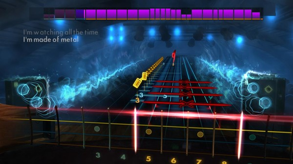 "Скриншот №5 к Rocksmith® 2014 – Judas Priest - ""Electric Eye"""