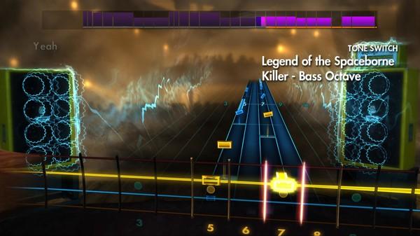 "Скриншот №5 к Rocksmith® 2014 – Crobot - ""Legend of the Spaceborne Killer"""