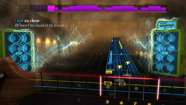 "Скриншот №2 к Rocksmith® 2014 – Crobot - ""Fly on the Wall"""