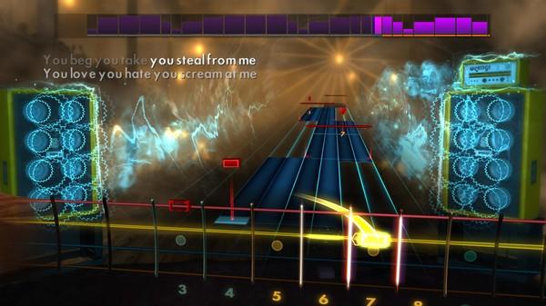 "Скриншот №3 к Rocksmith® 2014 – Crobot - ""Fly on the Wall"""