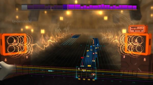 Скриншот №2 к Rocksmith® 2014 – Crobot Song Pack