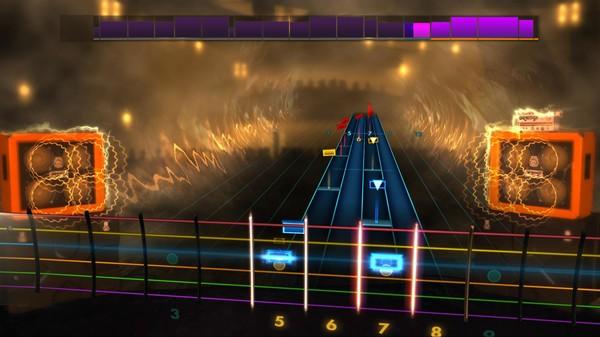 Скриншот №1 к Rocksmith® 2014 – Crobot Song Pack